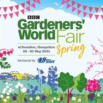 BBC Gardeners World Spring Fair at Beaulieu