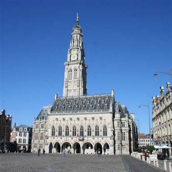 Arras & The Floating Gardens of Amiens